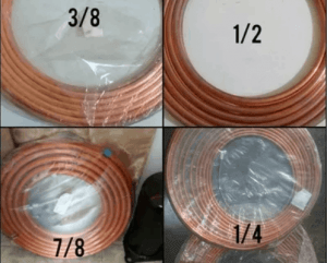 Medidas De Tuberias De Cobre Para Aire Acondicionado