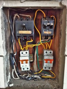 Reparacion de Sobrecargas Electricas