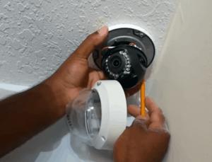 kw electricistas camara domo interna