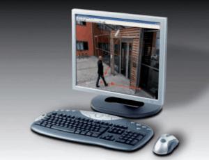 kw electricistas monitor para camaras de vigilancia