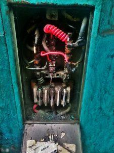 Sobrecarga De Corriente Eléctrica