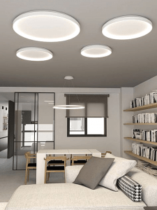 Como instalar una lámpara de techo tipo plafón