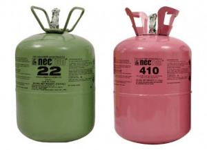 Gas Refrigerante R22 Y R410